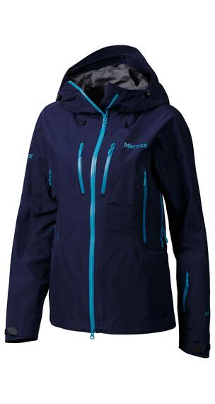 Marmot W's Alpinist Jacket Arctic Navy